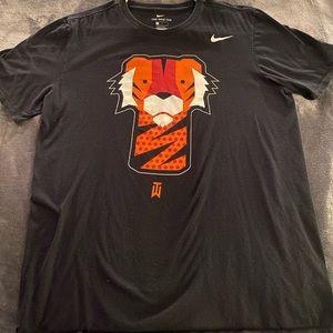Nike tiger woods tee